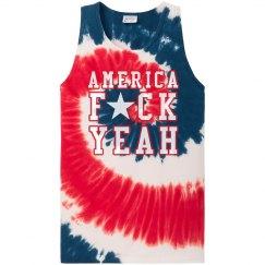 America F*ck Yeah 4th of July