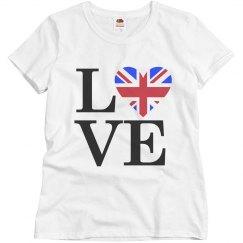 Love British