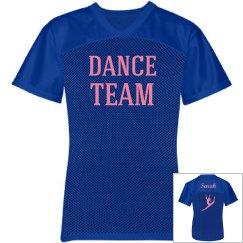 Dance Team Football