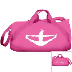 Large Graphic Cheer Bag