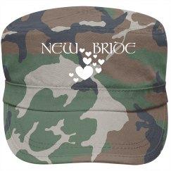 New Bride Peak Cap