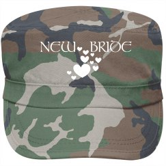 New Bride Peak Cap