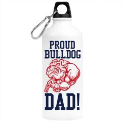 Proud Bulldog Dad