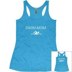 Swim Mom Tank