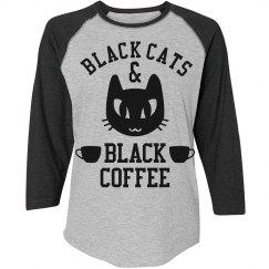 Black Cats & Black Coffee