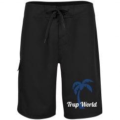 TWA - Blu Palm SwimSuit