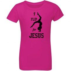 I flip for Jesus