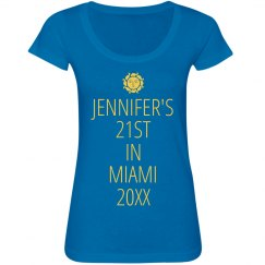 Jen's 21st Birthday