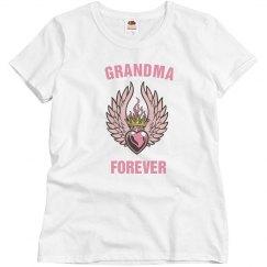 Forever Grandma Tee Shirt