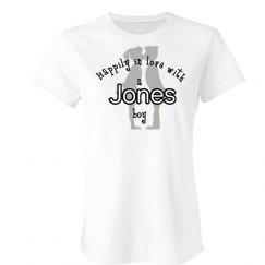 Loving a Jones boy
