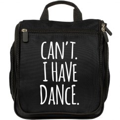 Dance Girl Makeup Bag