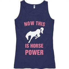 Now this is horse power