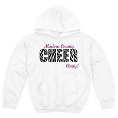 Madera County Cheerleader