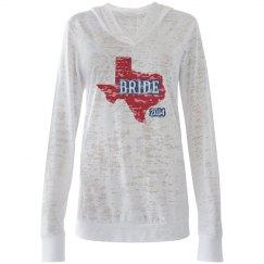 Texas Bride on Honeymoon