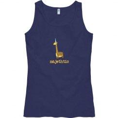 majethtic giraffe