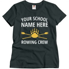Personalized Rowing Shirt