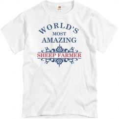 Amazing Sheep farmer