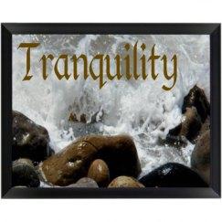 Tranquility Framed Art