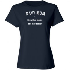 Navy mom way cooler