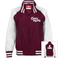 cheer mom jacket