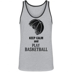 Keep calm and play B-Ball