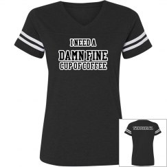 Damn Fine Cup of Coffee | Relaxed Fit Tee | Twin Peaks