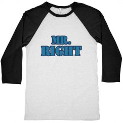 Mr. Right (His)