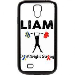 Liam's S4 case cover