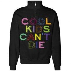 Colorful Kids Can't Die