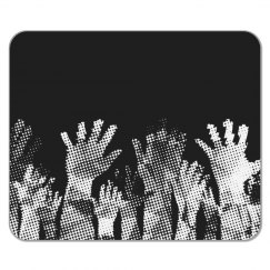 Black & White Spotted Hands