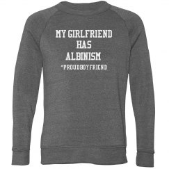 My Girlfriend Has Albinism