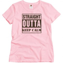 Straight outta keep calm