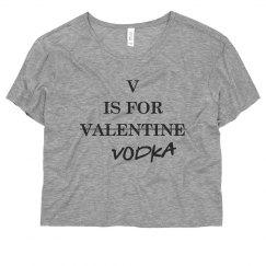 Valentine or Vodka