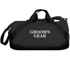 Groom's Duffel Bag