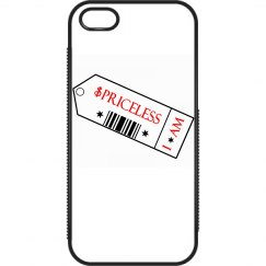 """Priceless"" iPhone Case 5/5s"