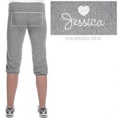 Volleyball Jessica Lounge