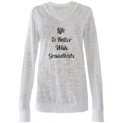 Life better with grandkid
