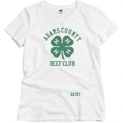 Beef Club 4-H