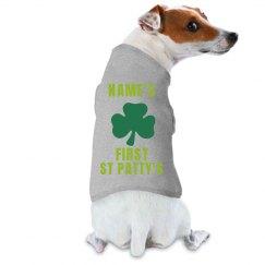 Dog's First St. Patricks