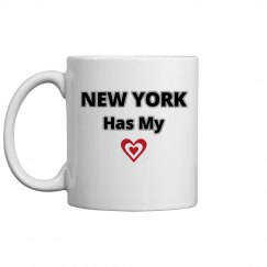 New York has my heart
