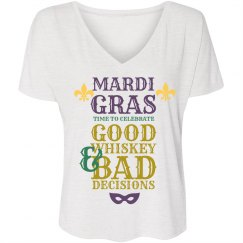 Mardi Gras Choices