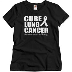 CURE LUNG CANCER