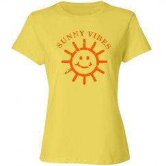 Sunny Vibes (Smiley Sun)