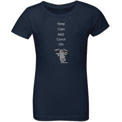 Keep Calm & Carrot On