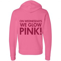 Pink Glow Wednesdays