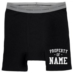 Custom Property Of Gifts For Him