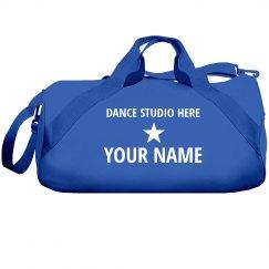 Custom Dance Bag With Studio Name