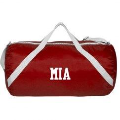 Mia sports roll bag