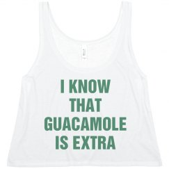 I Know That Guacamole...