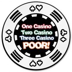 One Casino, Two Casino...